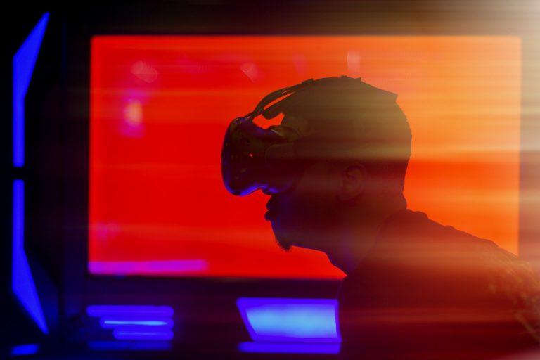 VR水族館