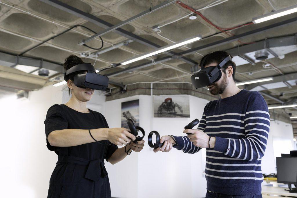 VR制作会社