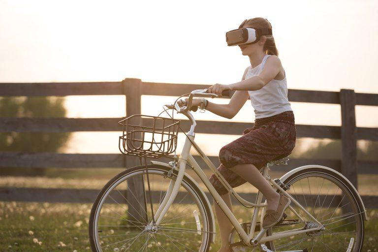 VR体験が日常